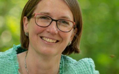 Monica Scheffer in dienst
